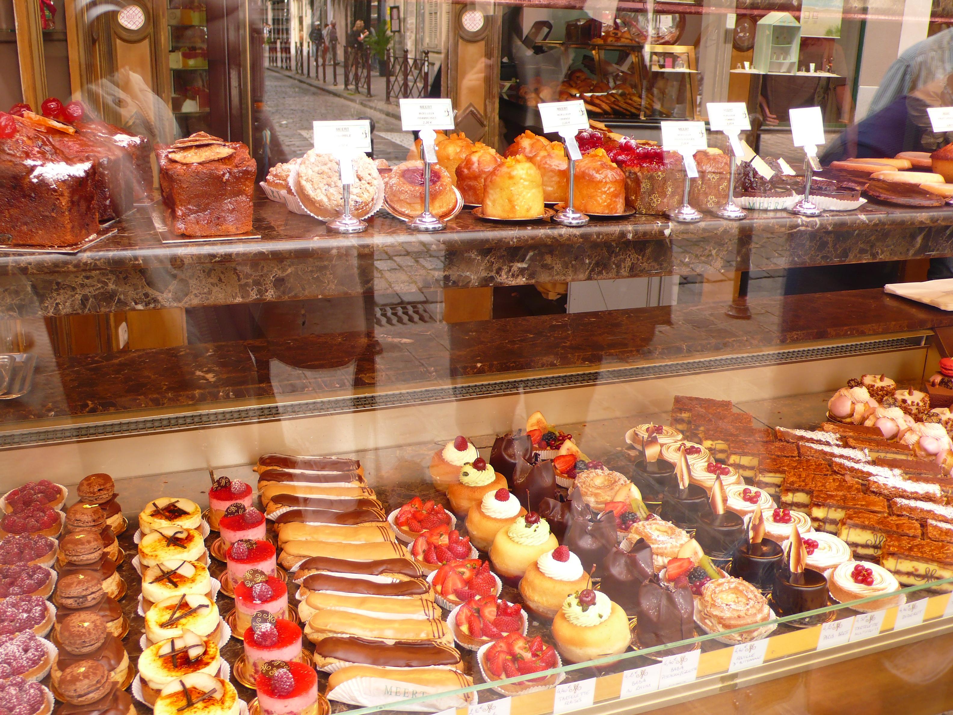 Civilisation fran aise licensed for non commercial use only boulangerie p tisserie - Decoration gateau professionnel ...
